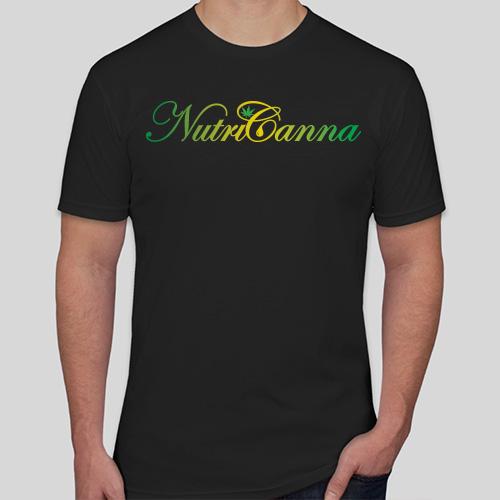 NutriCanna T-Shirt (Black)